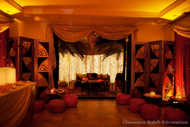 Décoration de mariage : thème oriental - My Cultural Wedding Chic