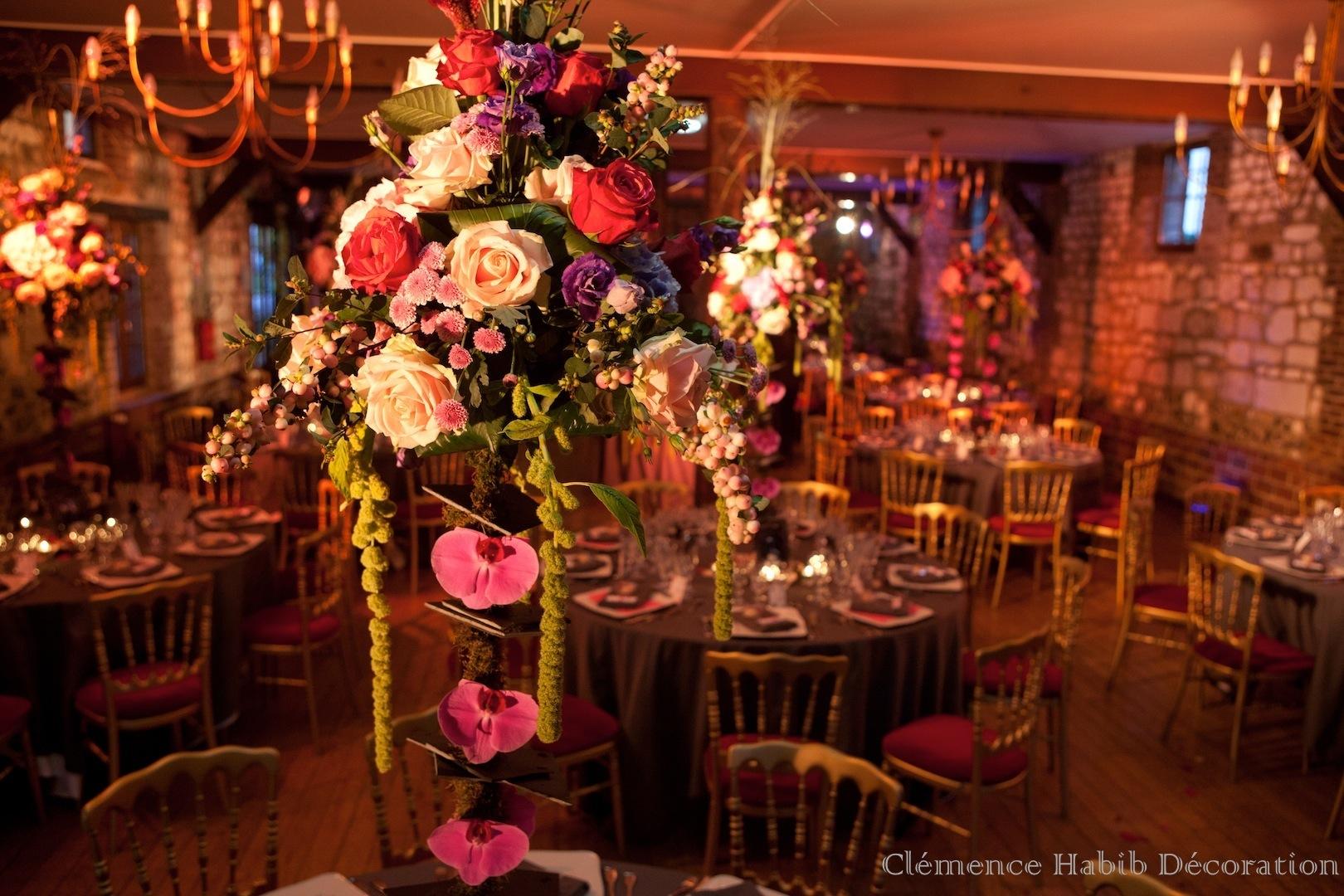 décoration de mariage : alice au pays des merveilles - my cwc