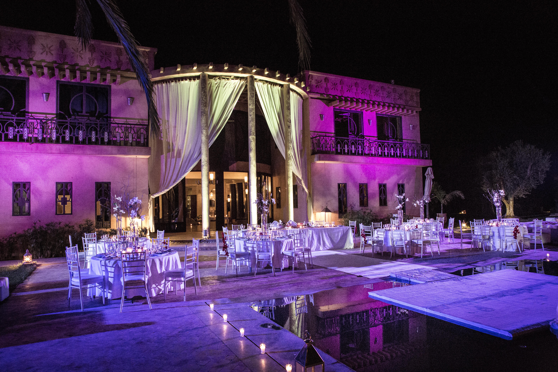 Wedding planner Mariage à Marrakech