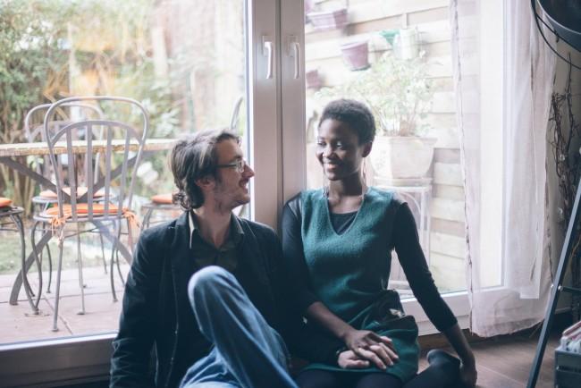 Couple mixte séance engagement My cultural wedding chic Trentième étage  (7)