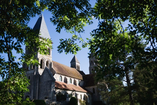 Mariage oise abbaye de Morienval (4)