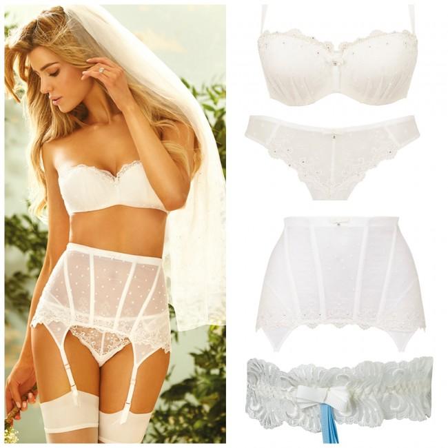 lingerie sexy chic mariage lemon curve