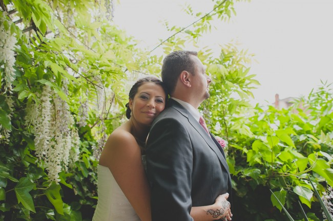 Mariage franco algérien à Lyon