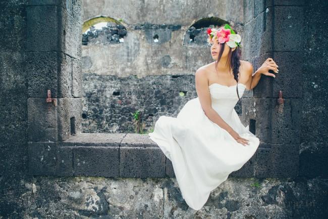 MARIAGE TROPICAL CHIC Réunionais Zot mariage  (1)
