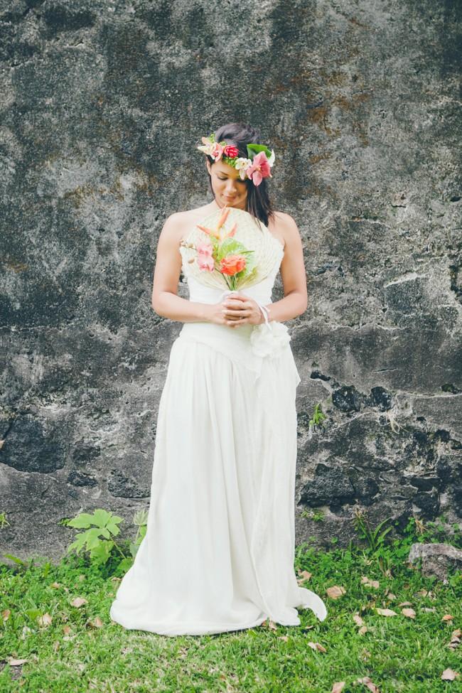 MARIAGE TROPICAL CHIC Réunionais Zot mariage  (2)