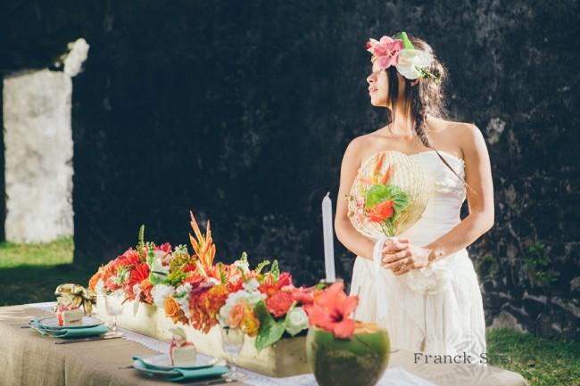 MARIAGE TROPICAL CHIC Réunionais Zot mariage  (21)