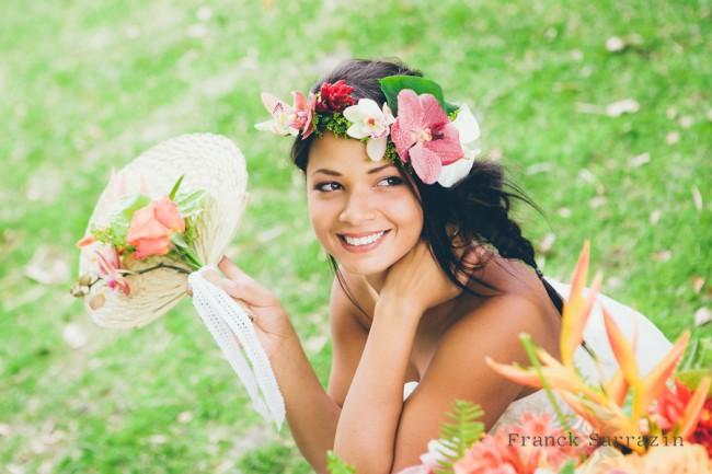 Mariage tropical chic la r union par zot mariage blog for Robes pour mariage tropical