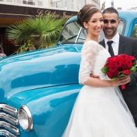 Enfin !! \u2026 enfin quoi me direz vous ? et bien enfin un mariage oriental à vous présenter, car oui ils sont de plus en plus rares sur le blog et pourtant