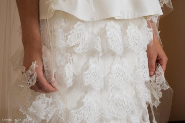 Robe de mariée sur mesure  (1)
