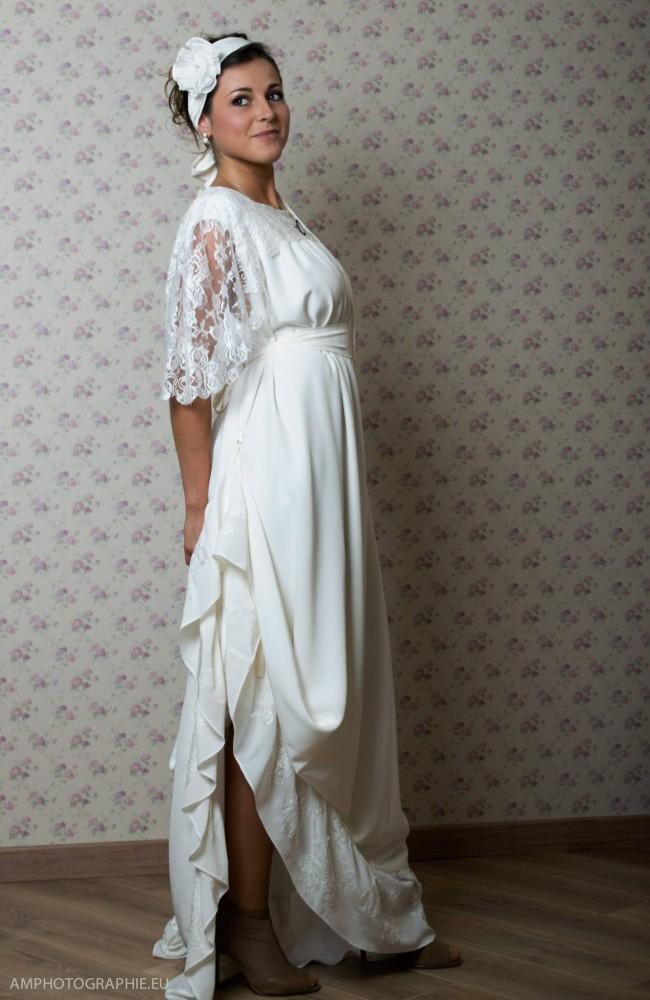 Robe de mariée sur mesure  (3)