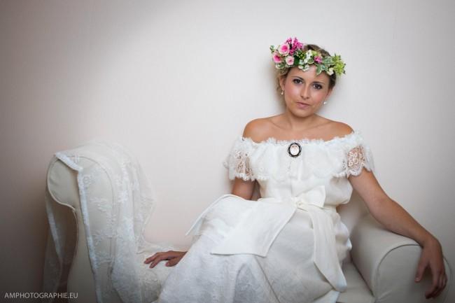 Robe de mariée sur mesure  (4)