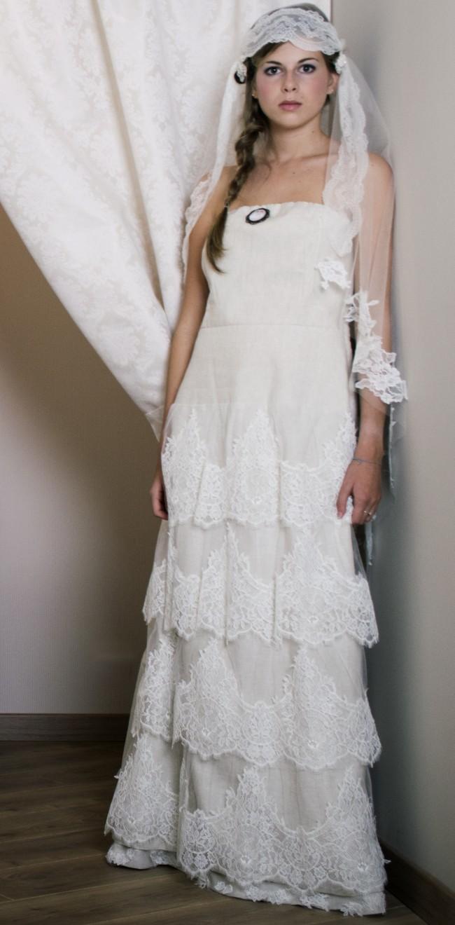 Robes de mariées pays basque Les mariées de Sopite (2)