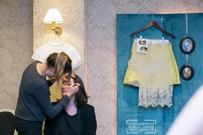 Louise Valentine créateur ROBE DE mariée robe demoiselle d'honneur - Try on Party (61)