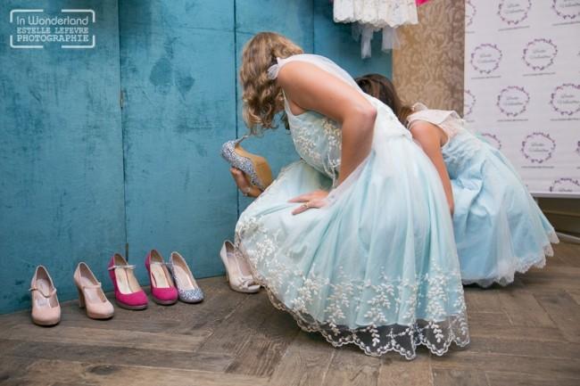 Louise Valentine créateur ROBE DE mariée robe demoiselle d'honneur - Try on Party (64)
