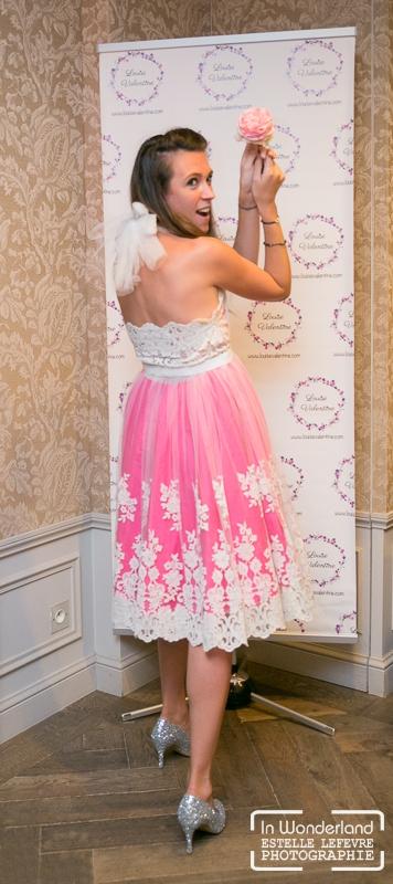 Louise Valentine créateur ROBE DE mariée robe demoiselle d'honneur - Try on Party (88)