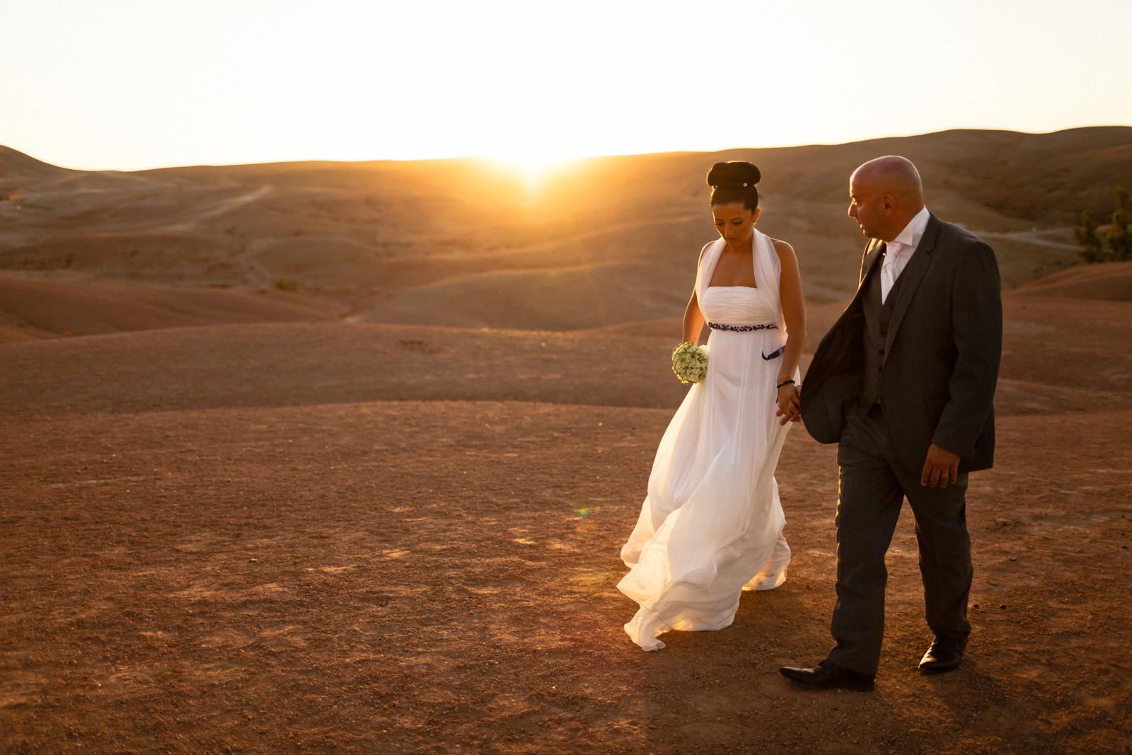 Rencontre et mariage