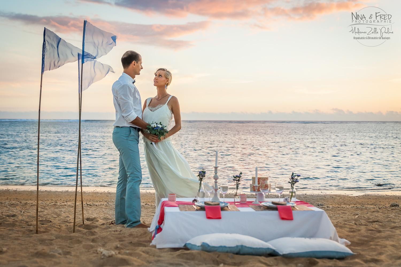 shooting, mariage sur la plage réunion quelque,chose,de,bleu,01