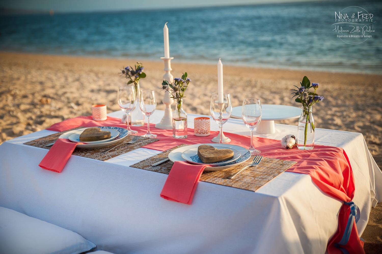 Mariage sur la plage {Ile de la Réunion}