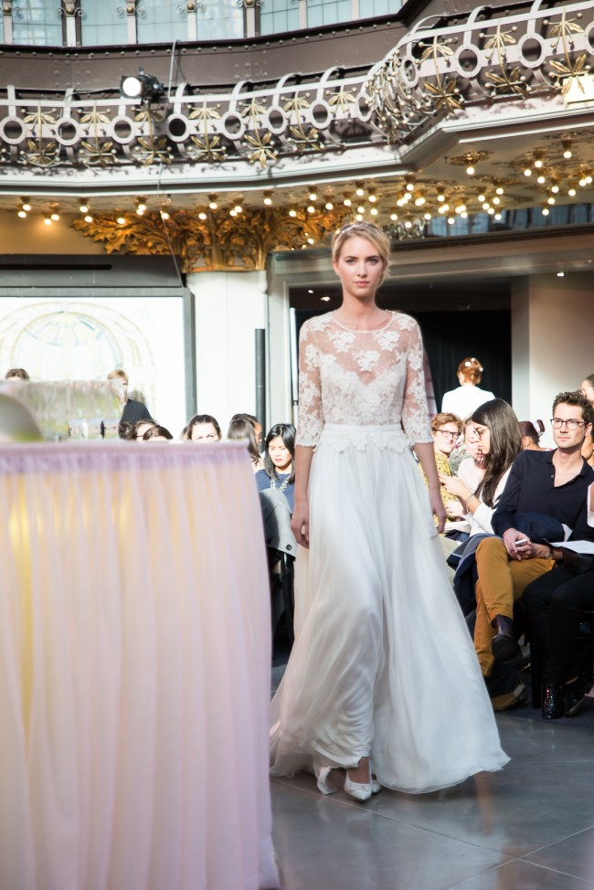 printemps mariage robe de mariee 2016 zankyou (15) Rebecca Loutre Margaux tardits Voulez vous dansez avec moi