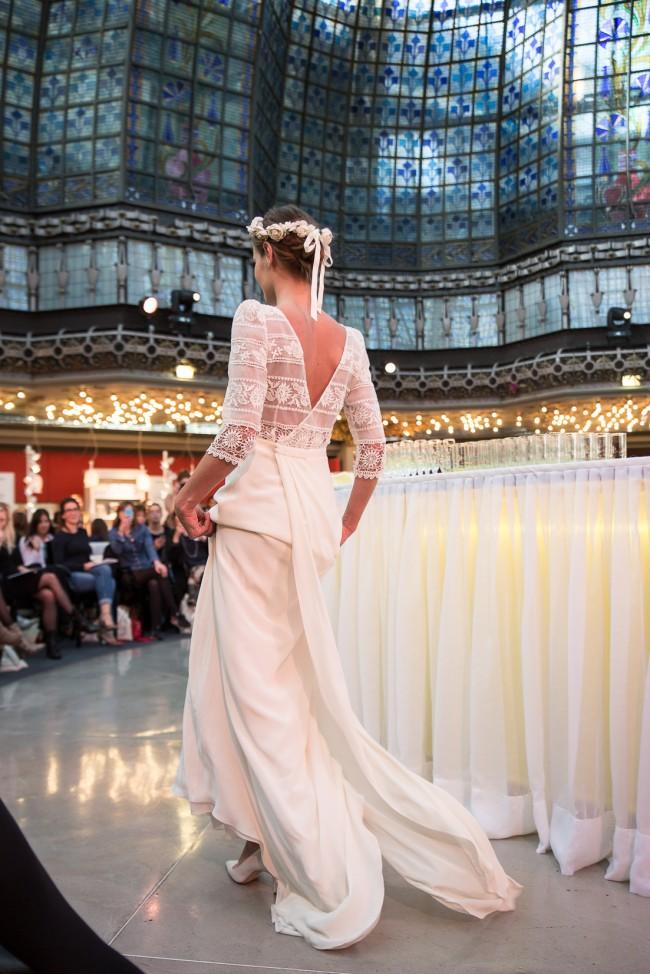 printemps mariage robe de mariée 2016 zankyou (18) Laure de Sagazan 2015 Perec