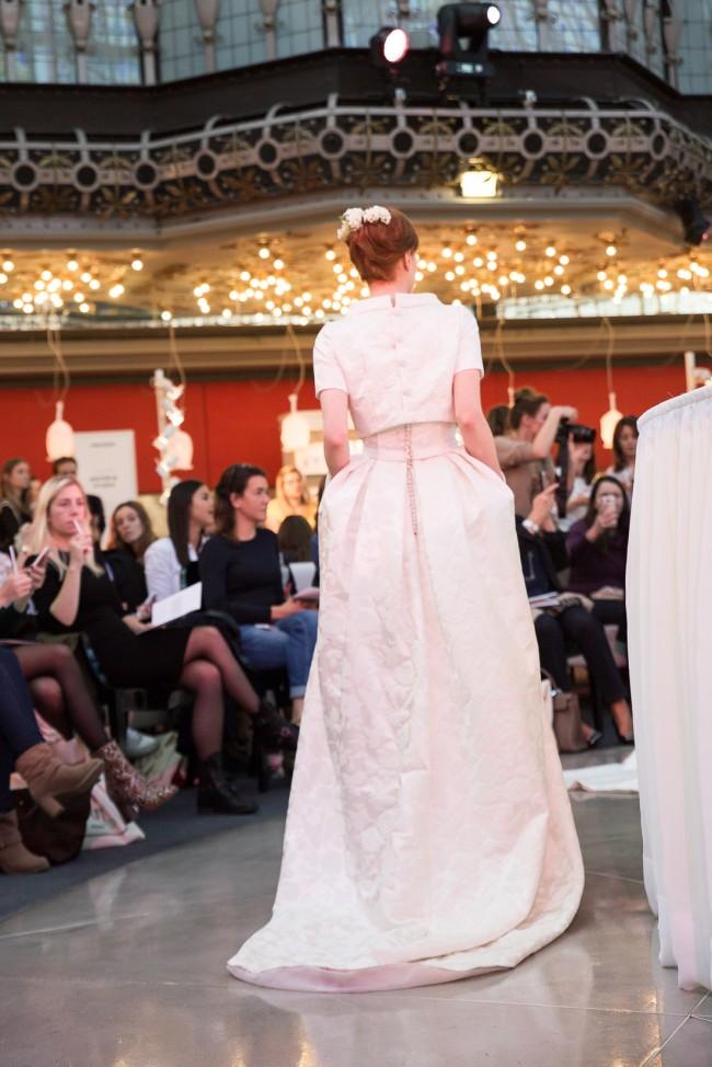 printemps mariage robe de mariée 2016 zankyou (30) rosa Clara Detalle 2016 Détail