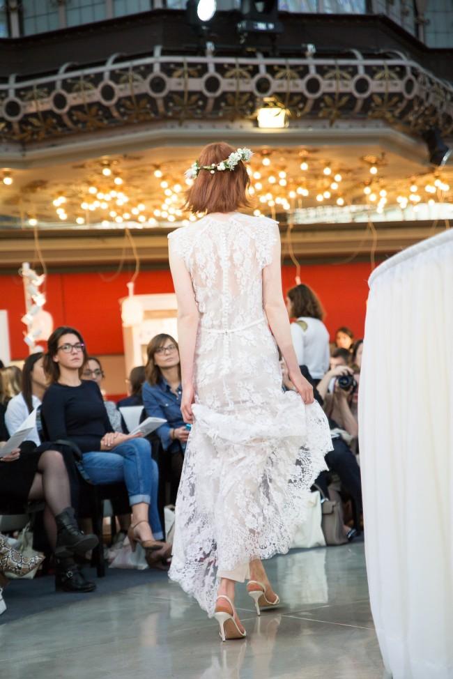 printemps mariage robe de mariée 2016 zankyou (39) Rue de seine 2016 Back dos Ivy