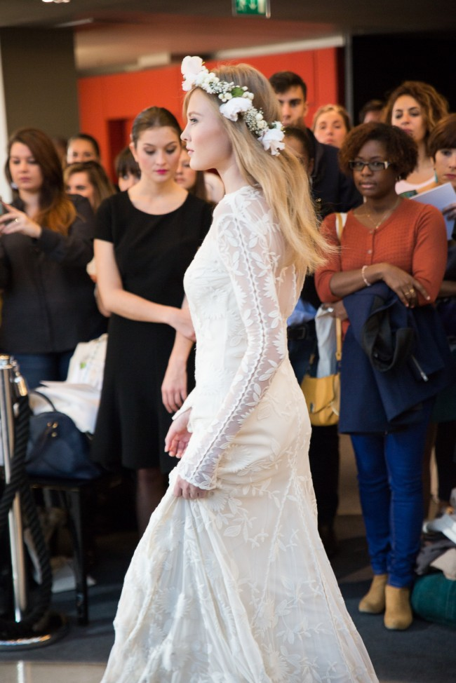 printemps mariage robe de mariée 2016 zankyou (40) rue de Seine Chloé 2016 rebacca Loutre
