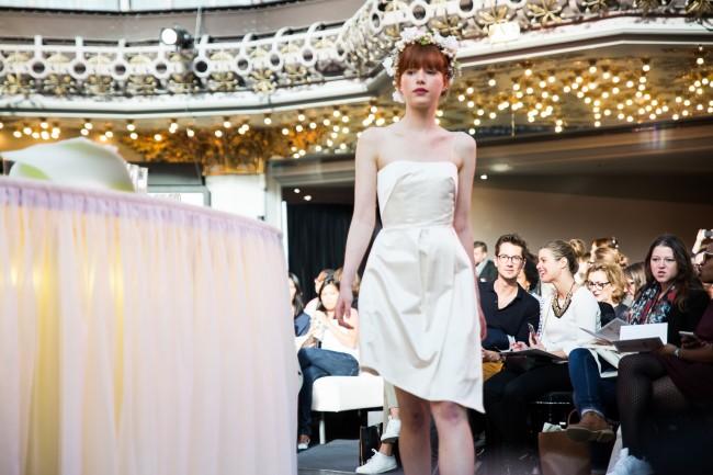 printemps mariage robe de mariée 2016 zankyou (8) Carven Rebecca Loutre