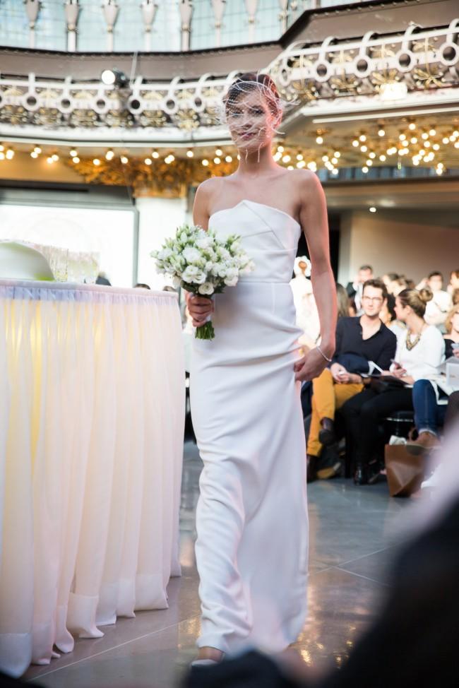 printemps mariage robe de mariée 2016 zankyou (9) Rebecca Loutre Mercer white Roland Mouret