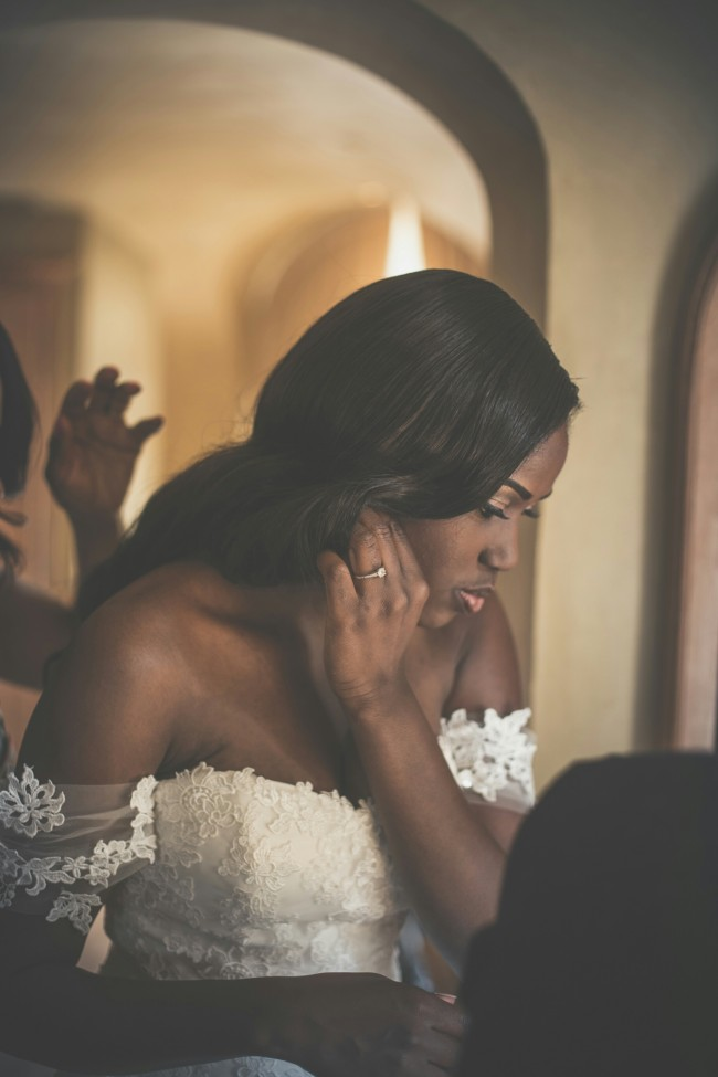 Luxious black african wedding  (14)