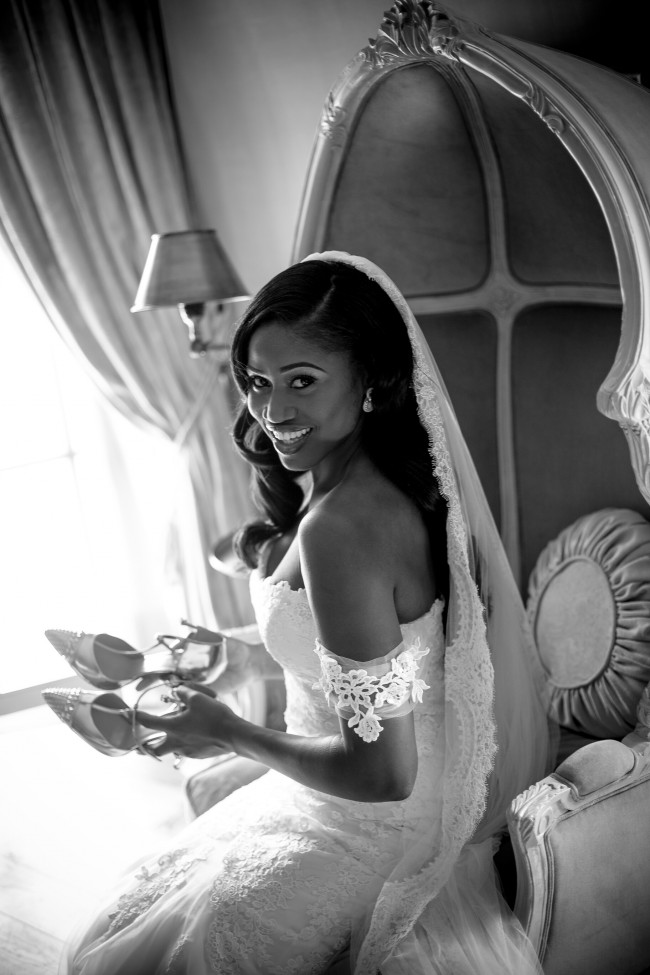 Luxious black african wedding  (18)