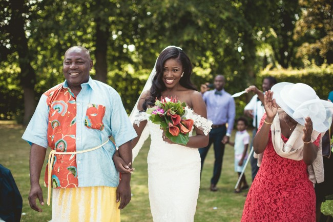 Luxious black african wedding  (29)