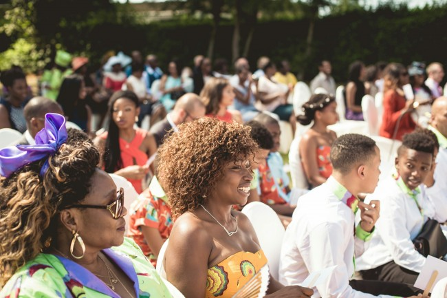 Luxious black african wedding  (35)