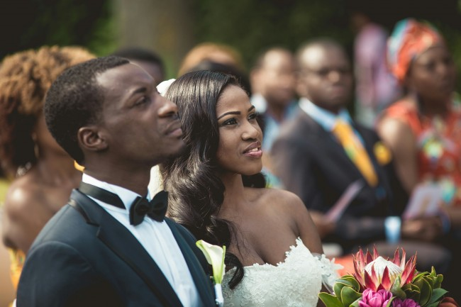 Luxious black african wedding  (37)