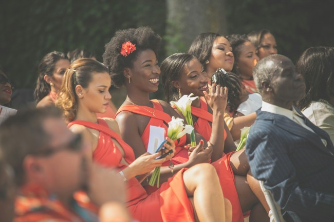 Luxious black african wedding  (42)