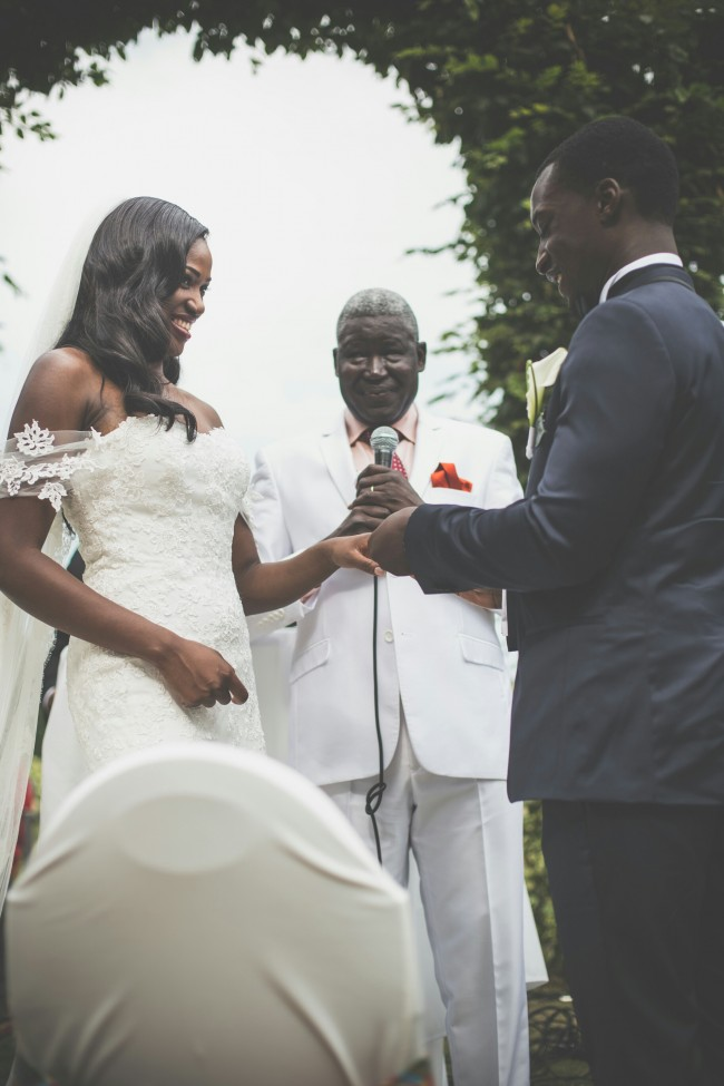 Luxious black african wedding  (45)