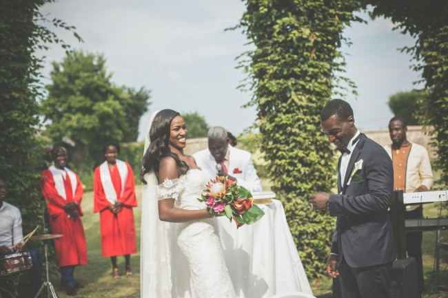 Luxious black african wedding  (49)