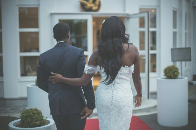 Luxious black african wedding  (64)