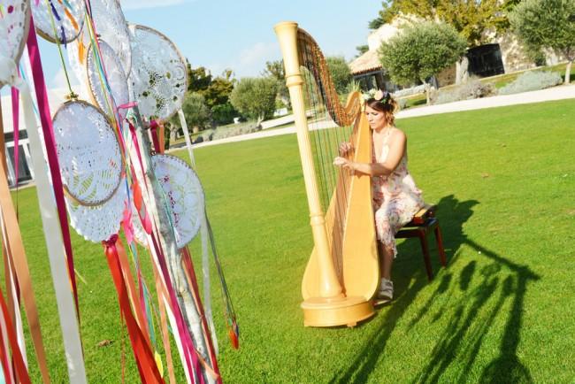 Rock & Boh+¿me Wedding -® Authentic Love Photography (51)