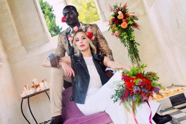 Rock & Boh+¿me Wedding -® Authentic Love Photography (55)