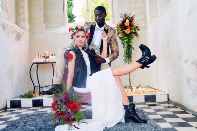 Rock & Boh+¿me Wedding -® Authentic Love Photography (59)