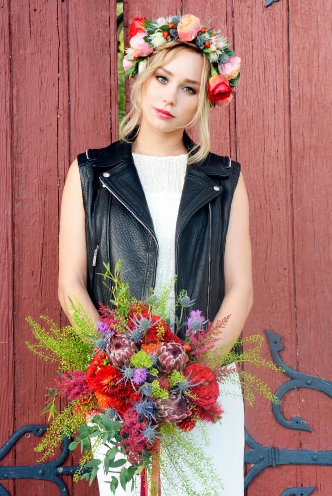 Rock & Boh+¿me Wedding -® Authentic Love Photography (61)