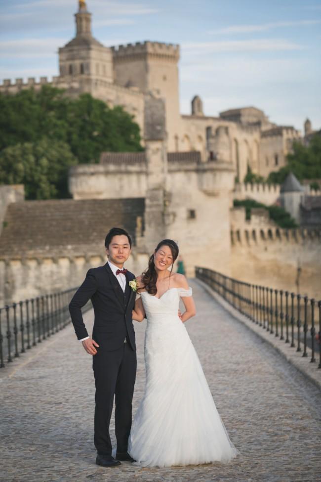 Mariage France Singapour Palais des Papes Avignon-0749