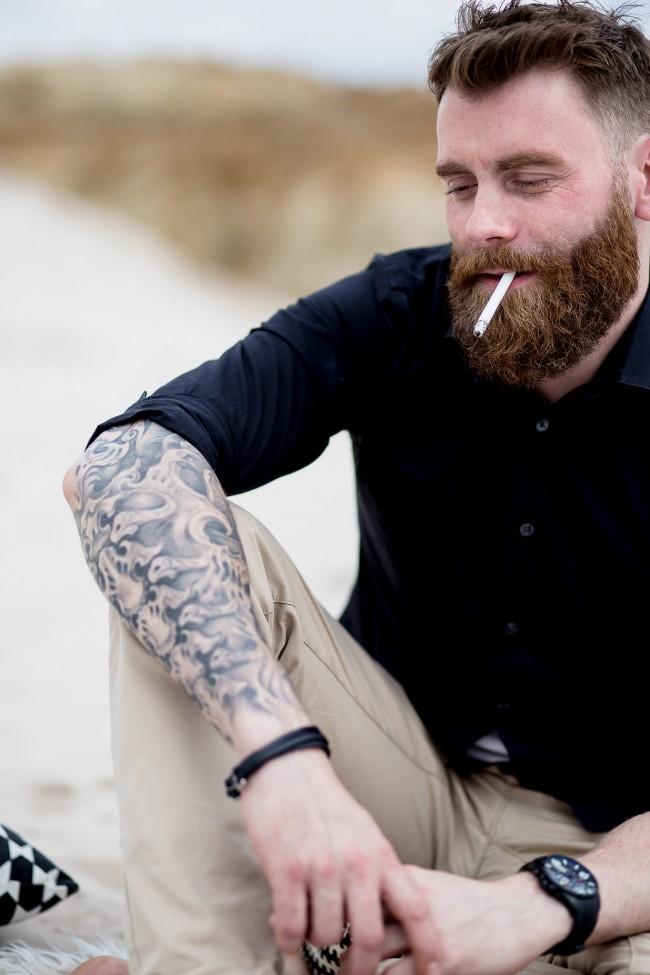 amoureux fiancés plage dark (35)