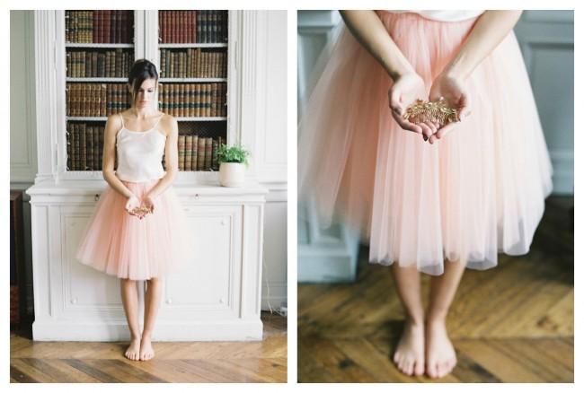 robe de mariee-tutu-rose